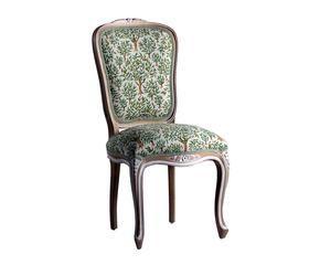 Vind jouw brocante stoelen hier met ruime korting westwing for Paarse eetkamerstoelen