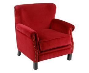 Rode stoel in huis dat is verfrissend romantisch westwing for Keukenstoelen met wieltjes