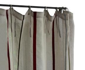 gordijn linnen veelkleurig 140 x 270 cm