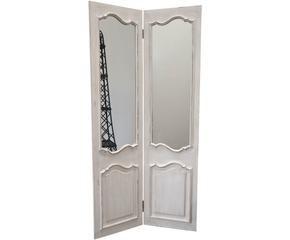 Spiegel Met Deurtjes : Shop hier jouw unieke spiegel met louvre deurtjes westwing