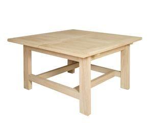 Kookeiland Uitschuifbare Tafel : Snel extra zitplaatsen met een uitschuifbare tafel westwing
