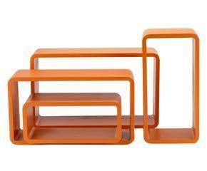 Zonnig retro met oranje woonaccessoires! | Westwing