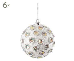 Shop hier je grote kerstballen van kunststof of glas | Westwing