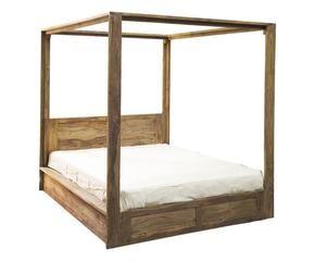 hemelbed vind jouw droombed tot 70 korting westwing. Black Bedroom Furniture Sets. Home Design Ideas
