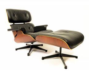Heerlijk ontspannen in de comfortabele tv stoel westwing for Ray eames stoelen