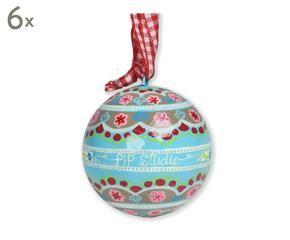 Vind hier je unieke groene kerstballen met korting | Westwing