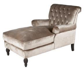 Chaise longue franse ligstoel met stijl westwing for Keukenstoelen met wieltjes