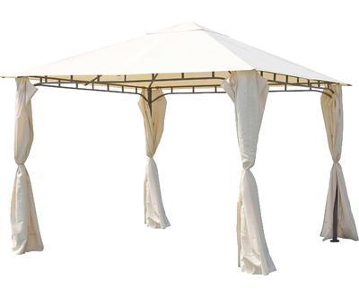 Gazebo con tende laterali Kenya