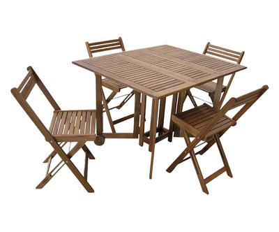 Set tavolo c/4 sedie Vittoria