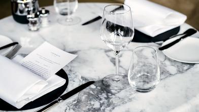 Cena in un Luxury Hotel