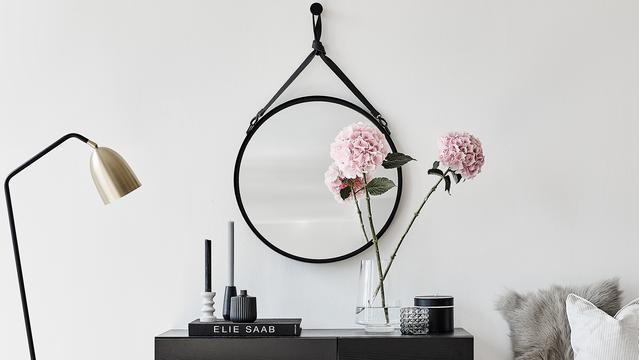 El espejo que está de moda