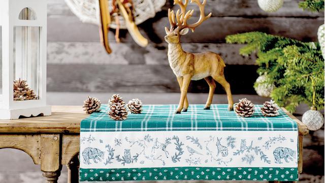Textiles navideños