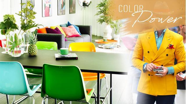 Fashion Trend: Color Block