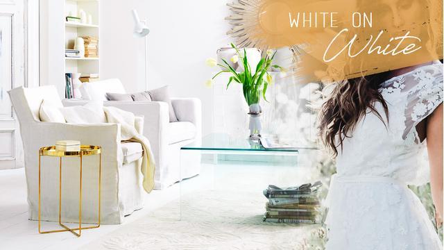 Fashion Trend: Total White