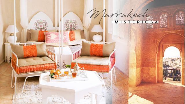 Terrazza a Marrakech