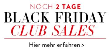 Black Friday Preview Header - noch 2 Tage