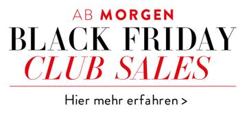 Black Friday Preview Header - morgen