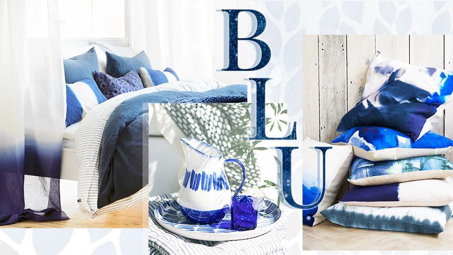 La Casa si tinge di Blu