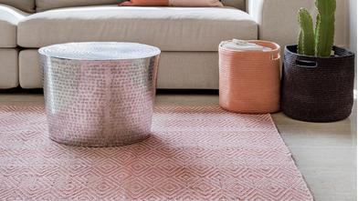 Stylishe Baumwoll-Teppiche