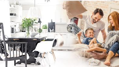 Funkcjonalny dom rodzinny