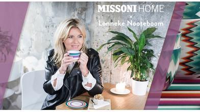 Lonneke Nooteboom x Missoni