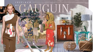 Inspired by Gauguin