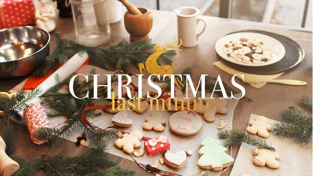 Vánoce v kuchyni