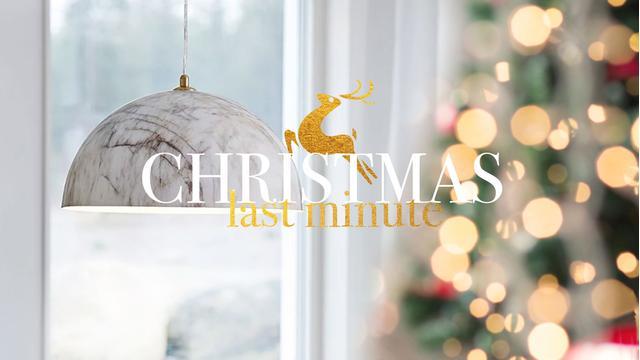 Vánoce plné světla