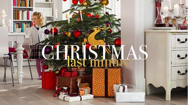 Vánoce v tradičním stylu