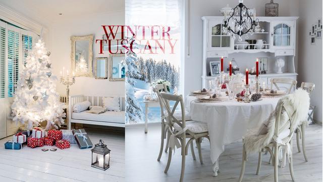Zima v Toskánsku