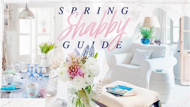 Spring Shabby Guide
