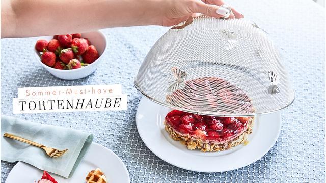 Must-have: Tortenhaube