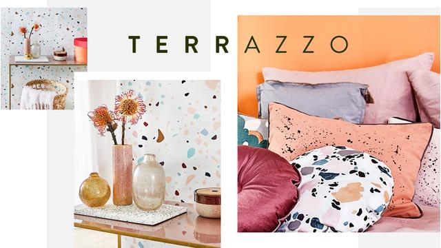 We ♡ Terrazzo