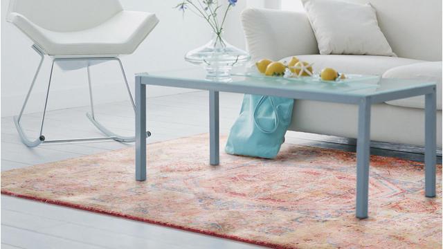 Elegante Sommer-Teppiche