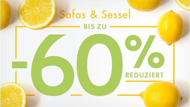 Sofas & Sessel