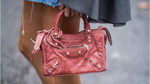 Sommerliche Vintage-Taschen
