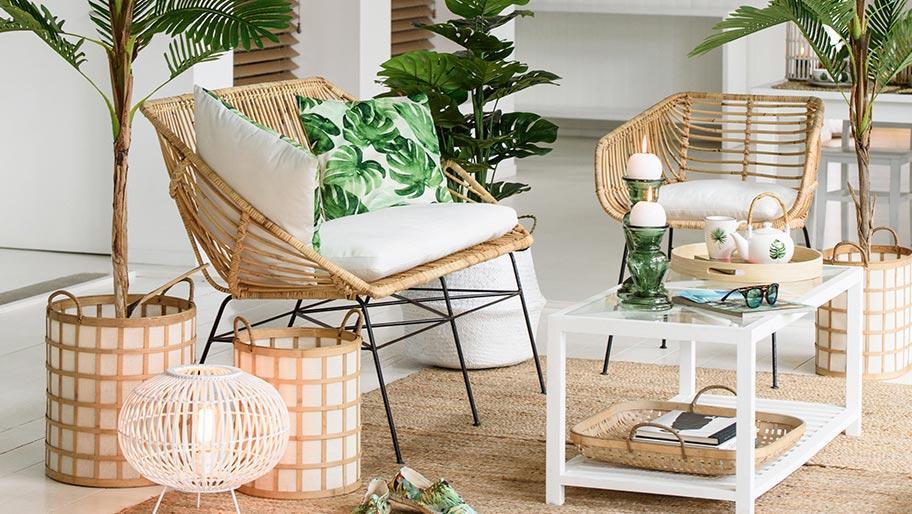 Wir lieben Palmen-Prints!