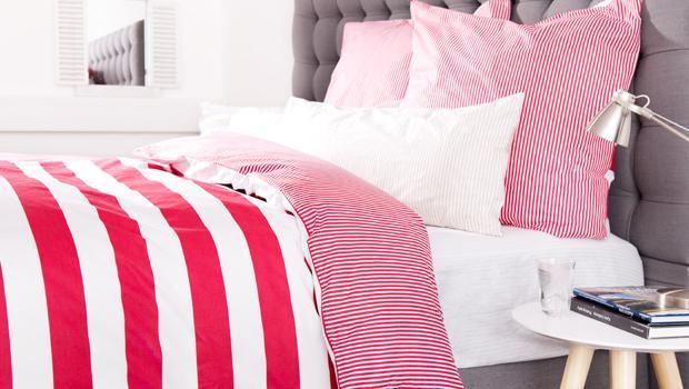 Bettwäsche im Casual Style
