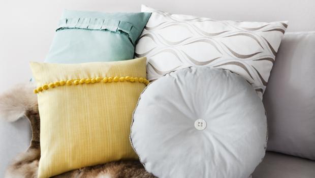 Zeit für textile Akzente