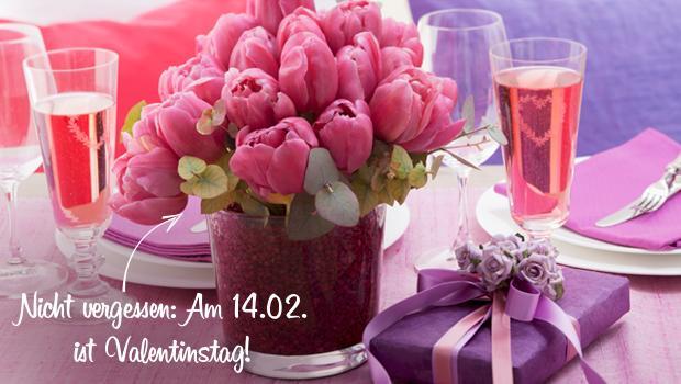 Happy am Valentinstag
