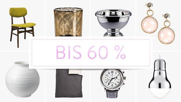 Accessoires bis zu 60 % günstiger