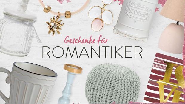 Geschenke für Romantiker