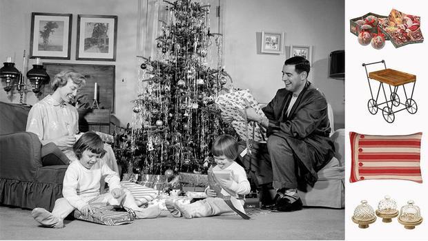 Weihnachten wie damals