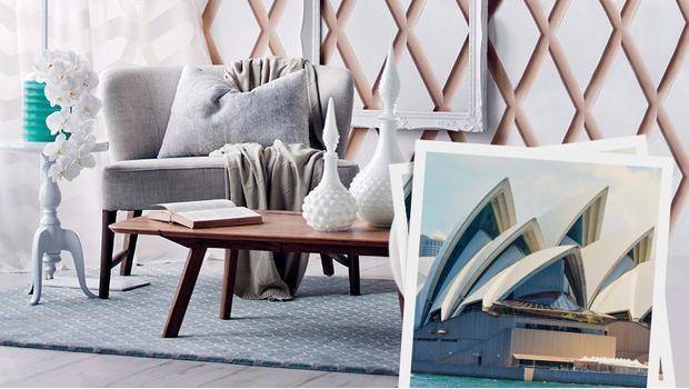 Ikonisches Sydney Opera House