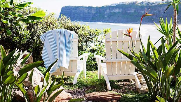 Relaxen wie in den Hamptons