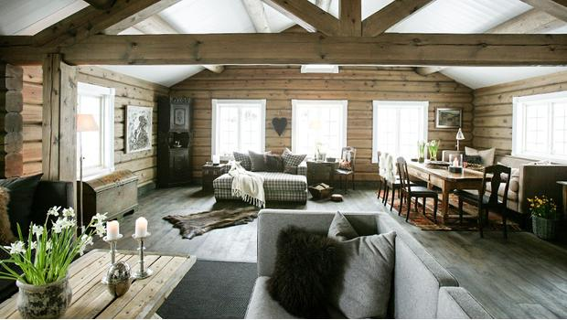 Grüezi Hütten-Style