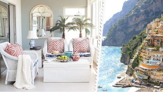 Verheissungsvolle Amalfiküste