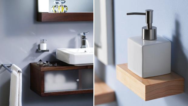 Badezimmer Basics