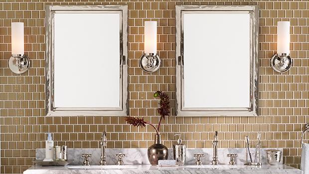 Beleuchtung fürs Bad