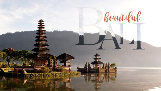 Bezauberndes Bali
